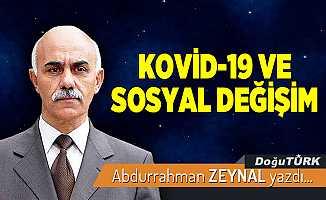 KOVİD-19 VE SOSYAL DEĞİŞİM