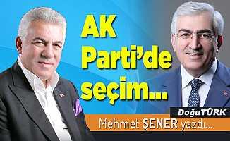 AK Parti'de seçim…