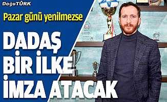 BB Erzurumspor'da hedef bir ilke imza atmak