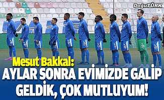 BB Erzurumspor-MKE Ankaragücü maçının ardından konuştular