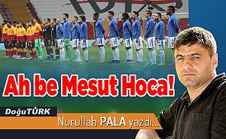 Ah be Mesut Hoca!
