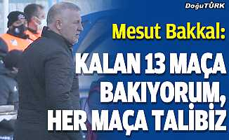 BB Erzurumspor-Fatih Karagümrük maçının ardından konuştular