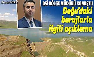Doğu Anadolu'nun barajlarında su sıkıntısı beklenmiyor