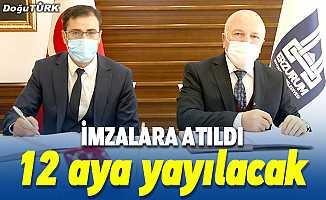 """Erzurum'da turizm hareketliliği """"KUDAKA"""" desteğiyle 12 aya yayılacak"""