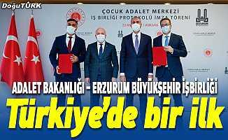 Türkiye'de bir ilk: Adalet Bakanlığı- Büyükşehir İşbirliği…