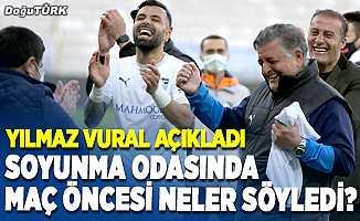 BB Erzurumspor-Yeni Malatyaspor maçının ardından konuştular