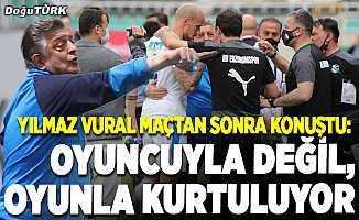 Denizlispor-BB Erzurumspor maçının ardından konuştular