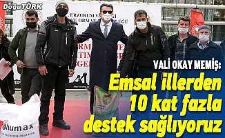 Erzurum'da büyükbaş hayvan sayısı devlet desteğiyle 1 milyona yaklaştı