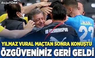 Gaziantep-BB Erzurumspor maçının ardından konuştular