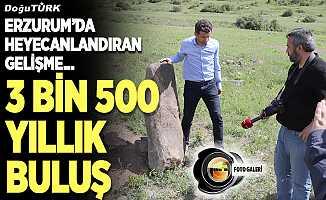 Erzurum'da bulundu: Türkiye'de başka örneği yok