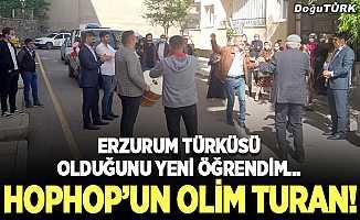 Hophop'un olim Turan!