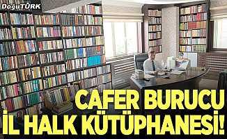 Cafer Burucu İl Halk Kütüphanesi!