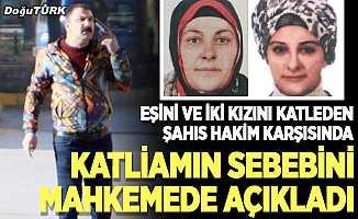 Erzurum'da öldürmüştü; Katliamın sebebi şok etti!