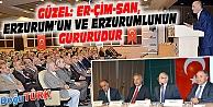"""22. SULTAN SEKİSİ, """"ER-ÇİM-SAN"""" GÜNDEMİYLE TOPLANDI"""