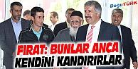 AK PARTİLİ FIRAT, HDP'Yİ ELEŞTİRDİ