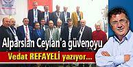 Alparslan Ceylan'a güvenoyu