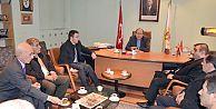 ANATEPE'DEN DAGC'YE ZİYARET
