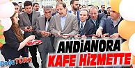 ANDİANORA KAFE ERZURUM'DA AÇILDI
