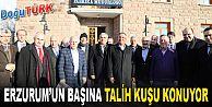 ARAP MİLYARDER MUHAİDİB, ERZURUM'DA