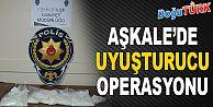 AŞKALE'DE UYUŞTURUCU OPERASYONU