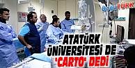 """ATATÜRK ÜNİVERSİTESİ DE """"CARTO"""" DEDİ"""