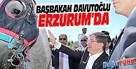 BAŞBAKAN DAVUTOĞLU ERZURUM'DA