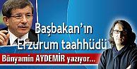 Başbakan'ın Erzurum taahhüdü