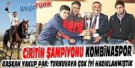 CİRİTİN ŞAMPİYONU KOMBİNASPOR