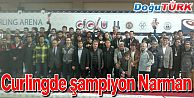 CURLİNGDE ŞAMPİYON NARMANSPOR