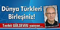 Dünya Türkleri Birleşiniz!
