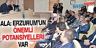 EFKAN ALA, ETSO MECLİSİ'NE KONUŞTU