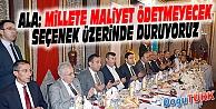 EFKAN ALA'DAN 'KOALİSYON' AÇIKLAMASI