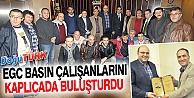 EGC BASIN ÇALIŞANLARINI KAPLICADA BULUŞTURDU