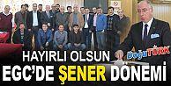 EGC'DE ŞENER DÖNEMİ