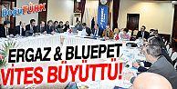 ERGAZ & BLUEPET 2015 YILI İÇİN VİTES BÜYÜTTÜ!