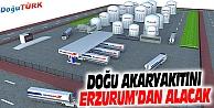 ERGAZ & BLUEPET AKARYAKIT DEPOLAMA TERMİNALİ KURUYOR