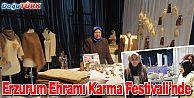 ERZURUM EHRAMI 'KARMA FESTİVALİ'NDE GÖRÜCÜYE ÇIKTI