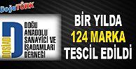 ERZURUM'DA SON BİR YILDA 124 MARKA TESCİL EDİLDİ