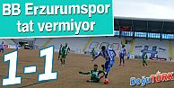 ERZURUMSPOR 1-1 ERİYOR