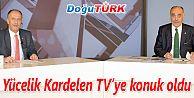 ETSO BAŞKANI YÜCELİK, KARDELEN TV'DE