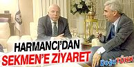 HARMANCI'DAN SEKMEN'E ZİYARET