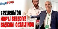 HINIS'IN HDP'Lİ BELEDİYE EŞ BAŞKANI GÖZALTINA ALINDI