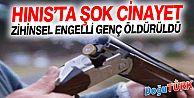 HINIS'TA CİNAYET