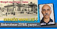 KARAKÖSE MAHALLESİ-3