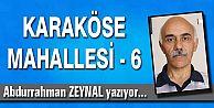 KARAKÖSE MAHALLESİ-6
