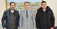 OFF- ROAD DERNEĞİNDEN VALİ ALTIPARMAK'A ZİYARET