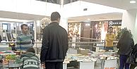 PALERIUM AVM'DE KİTAP SERGİSİ AÇILDI