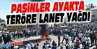 PASİNLER AYAKTA! TERÖRE DADAŞ TEPKİSİ