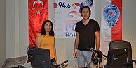POLİS RADYOSU'NDA GEBELİK ÖNCESİ VE SONRASI BAKIM ELE ALINDI