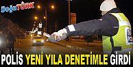 POLİSTEN ALKOL DENETİMİ